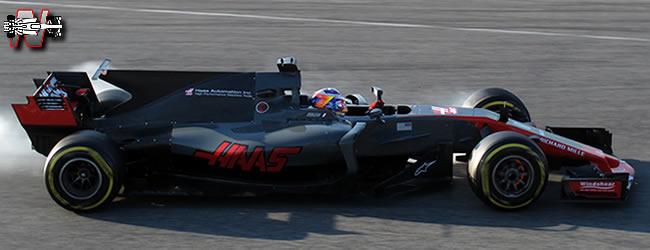 Haas F1 - VF17 - 2017
