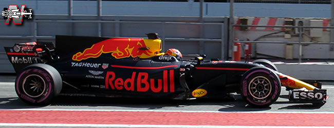 Red Bull Racing - RB13 - 2017