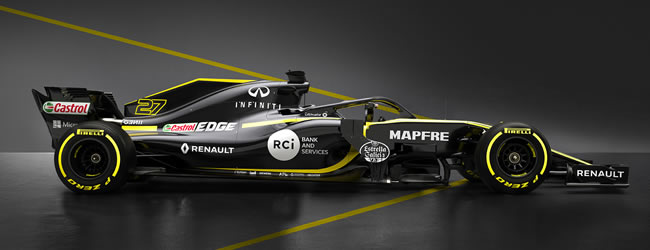 Renault - RS18 - 2018
