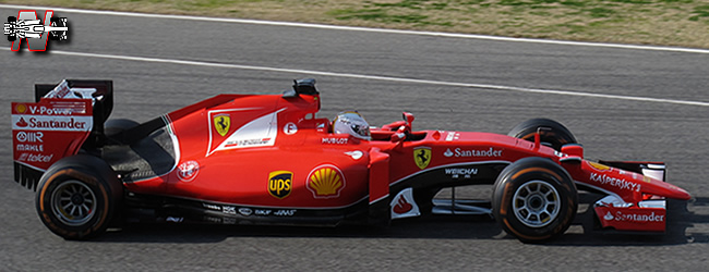 Scuderia Ferrari - F14 T - 2014