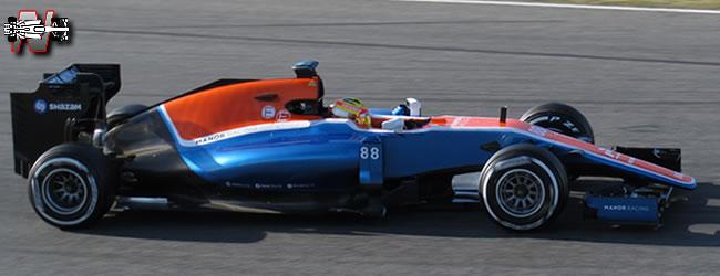 Manor Racing - MRT05 - 2016