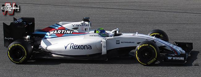 Williams - FW38 - 2016