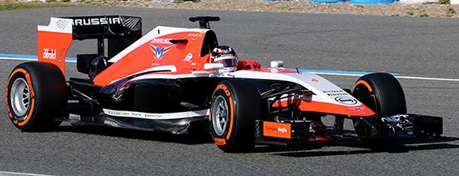 Marussia - MR03 - 2014