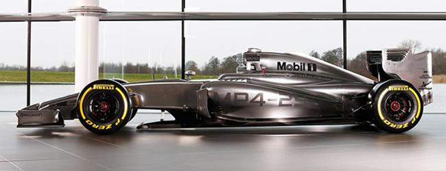 McLaren - MP4-29 - 2014