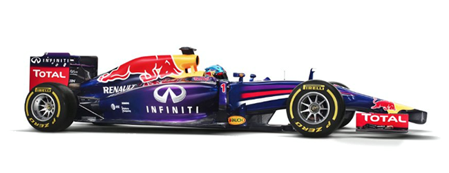Red Bull Racing - RB10 - 2014