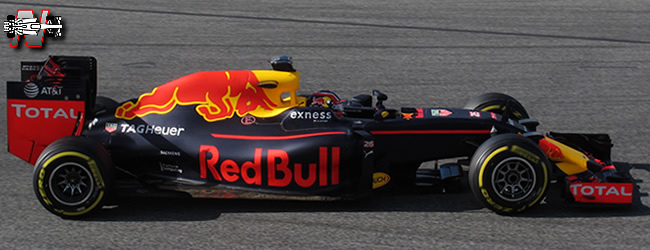 Red Bull Racing - RB12 - 2016