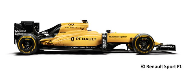 Renault - RS16 - 2016