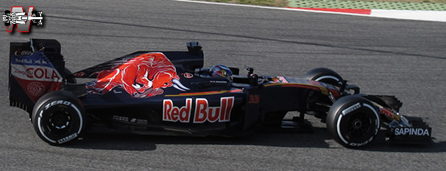 Scuderia Toro Rosso - STR11 - 2016
