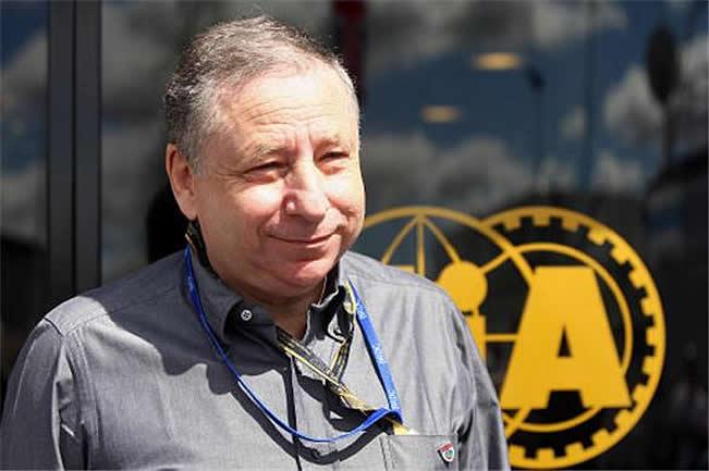 FIA - Jean Todt - Presidente