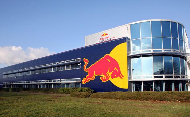 Red Bull Fabrica Milton Keynes