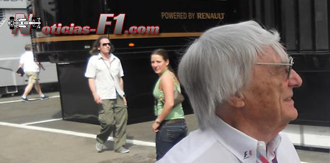 Bernie Ecclestone - Paddock F1 - www.noticias-f1.com