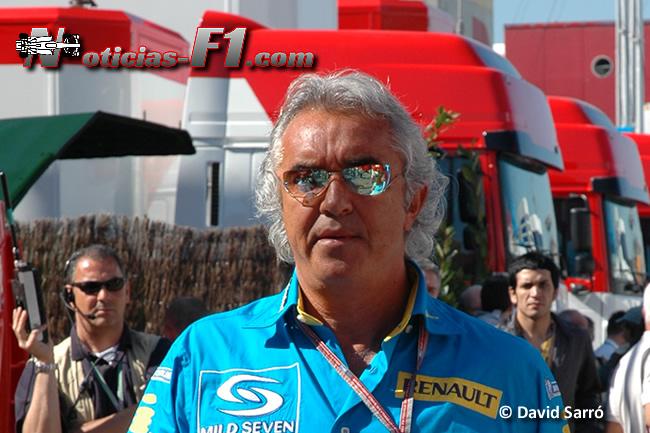 Flavio Briatore- David Sarró - www.noticias-f1.vom