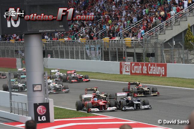 Fórmula 1 - Imagen: David Sarró - www.noticias-f1.com
