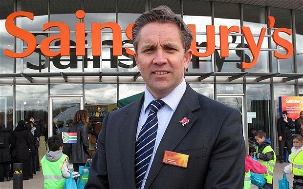 Justin King - Sainbury