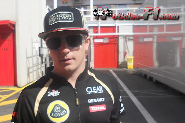 Kimi Raikkonen Retrato - www.noticias-f1.com
