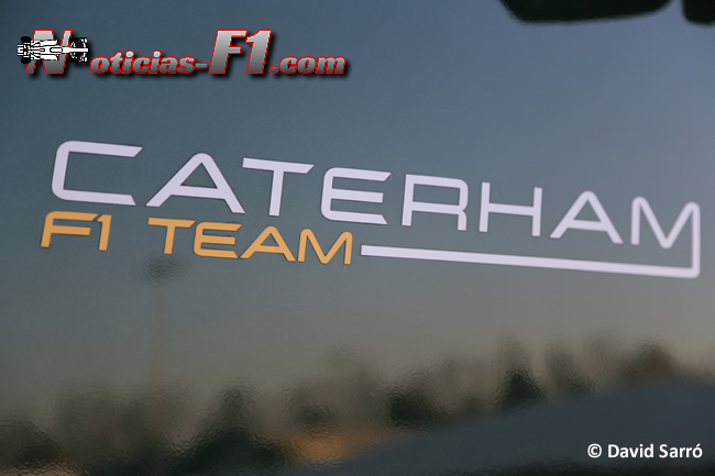 Logo Equipo Caterham