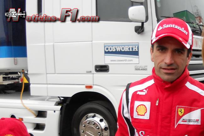 Marc Gené - www.noticias-f1.com