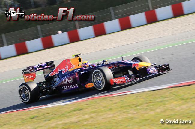 Mark Webber 2 - Imagen: David Sarró - www,noticias-f1.com