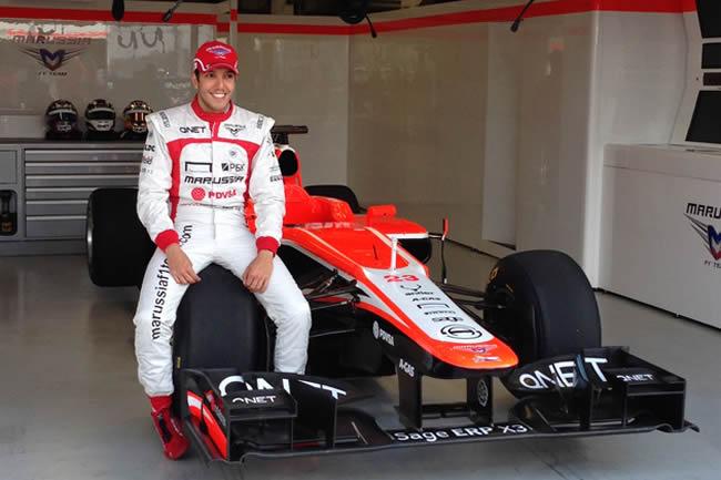 Rodolfo González - Marussia