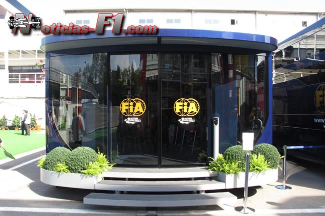 FIA - Motorhome - www.noticias-f1.com