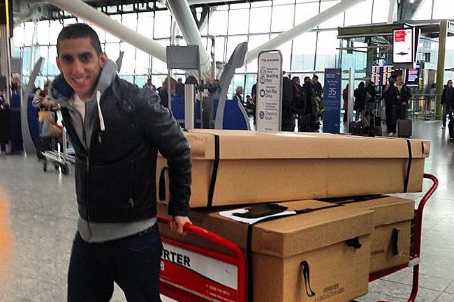 Sebastien Buemi - Aeropuerto dirección Mónaco