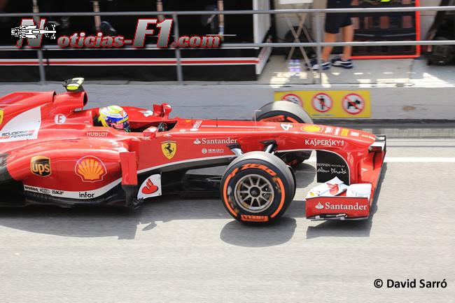 Felipe Massa 3 - David Sarró - www.noticias-f1.com