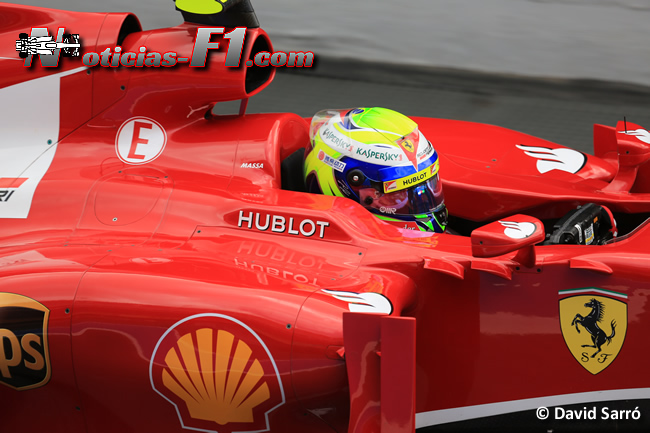 Felipe Massa - Imagen: David Sarró - www.noticias-f1.com