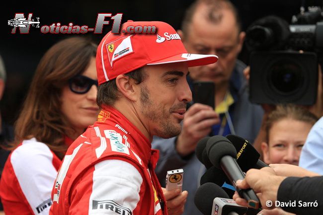 Fernando Alonso - 2 - David Sarró - www.noticias-f1.com