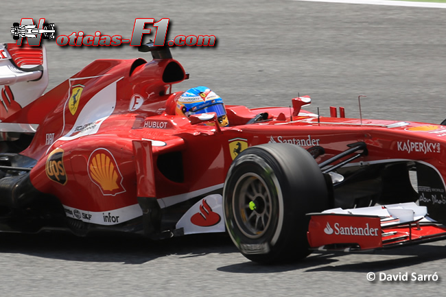Fernado Alonso - 3 - David Sarró - www.noticias-f1.com