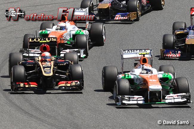 Force India - Lotus - David Sarró - www.noticias-f1.com