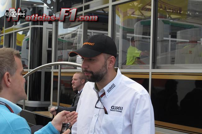 Gerard López - www.noticias-f1.com
