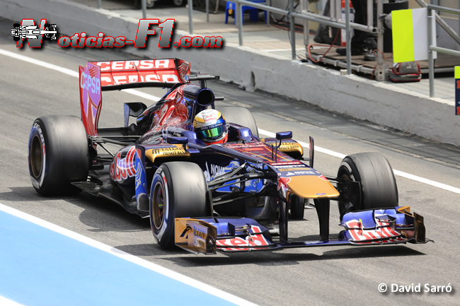 Jean Eric Vergne - David Sarró - www.noticias-f1.com