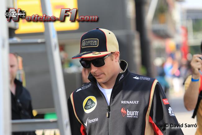 Kimi Raikkonen - 4 - David Sarró - www.noticias-f1.com