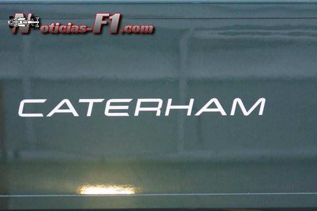 Logo Caterham - www.noticias-f1.com
