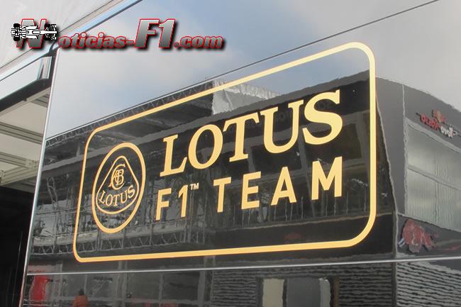 Logo Equipo Lotus - www.noticias-f1.com