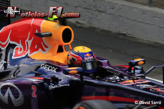 Mark Webber - David Sarró - ww.noticias-f1.com