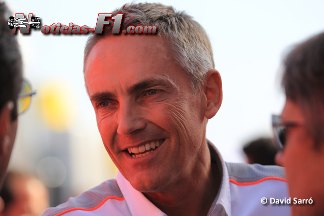 Martin Whitmarsh - David Sarró - www.noticias-f1.com