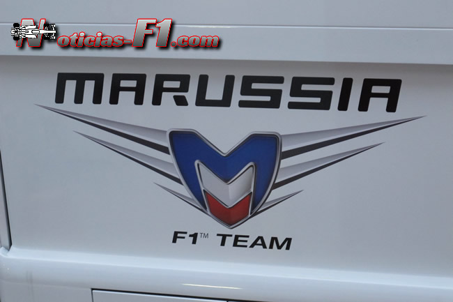 Marussia Logo - www.noticias-f1.com