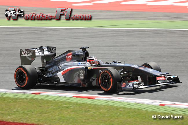 Nico Hulkenberg - David Sarró - www.noticias-f1.com