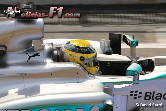 Nico Rosberg 2 - David Sarró - www.noticias-f1.com