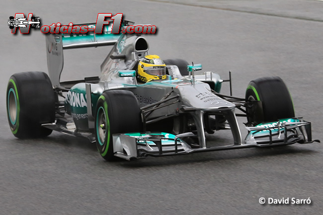 Nico Rosberg - David Sarró - www.noticias-f1.com