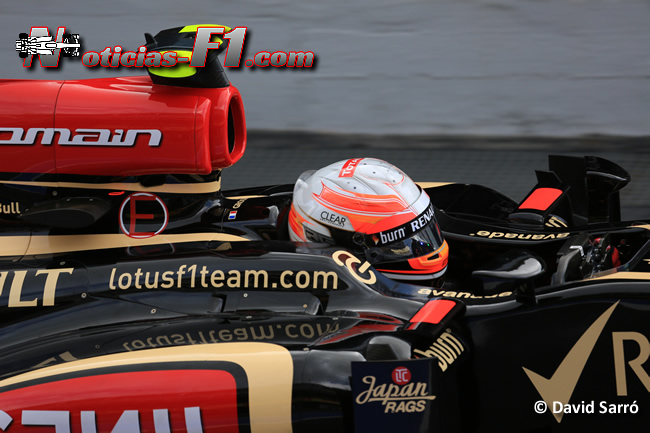 Romain Grosjean - David Sarró - www.noticias-f1.com