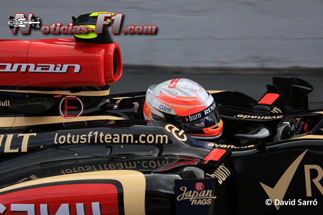 Romain Grosjean - David Sarró - www.noticias-f1.com