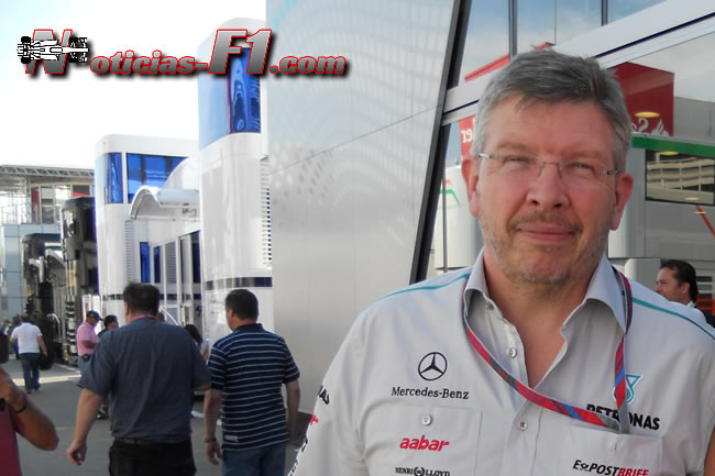 Ross Brawn - www.noticias-f1.com