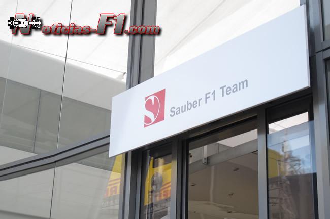 Sauber Motorhome -www.noticias-f1.com