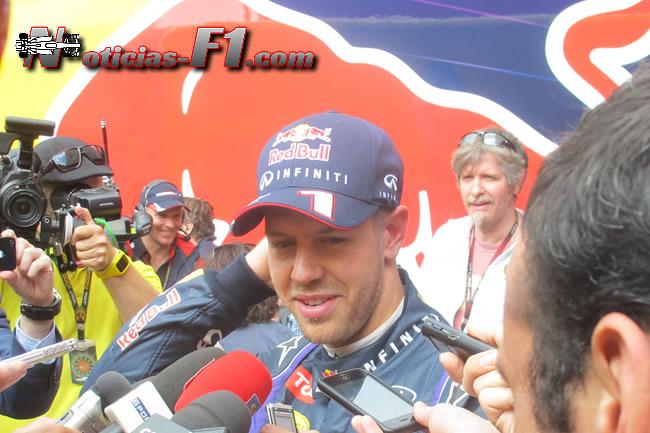 Sebastian Vettel - www.noticias-f1.com