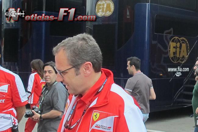 Stefano Domenicali - www.noticias-f1.com
