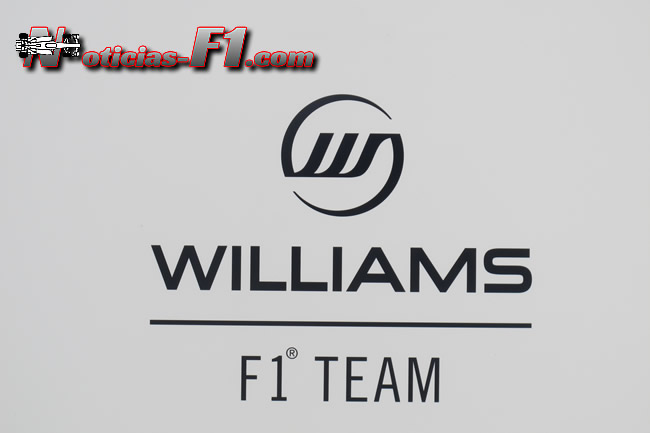 Logo Williams - www.noticias-f1.com