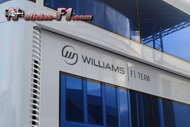 Williams Motorhome - www.noticias-f1.com