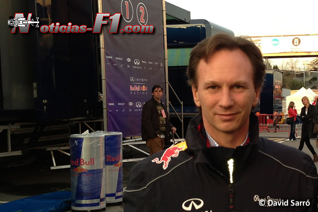 Christian Horner - David Sarró - www.noticias-f1.com